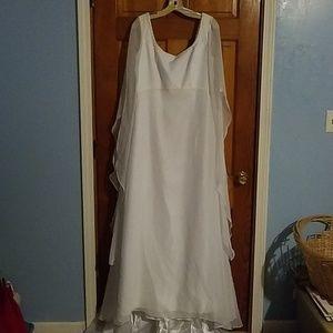 Michaelangelo wedding dress
